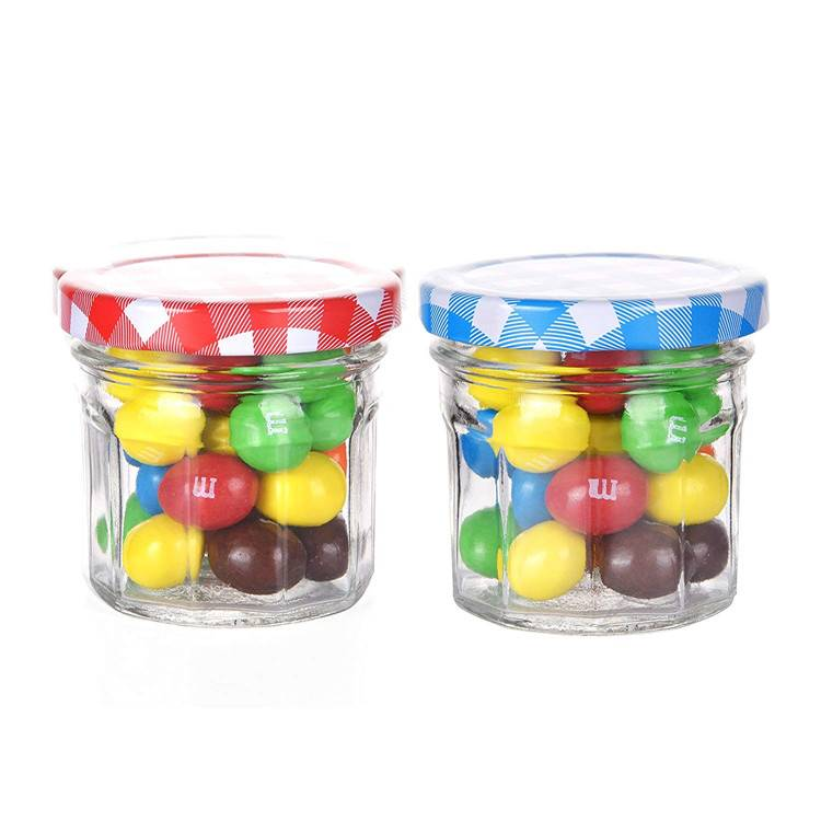 Reliable Supplier Glass Cream Jar -