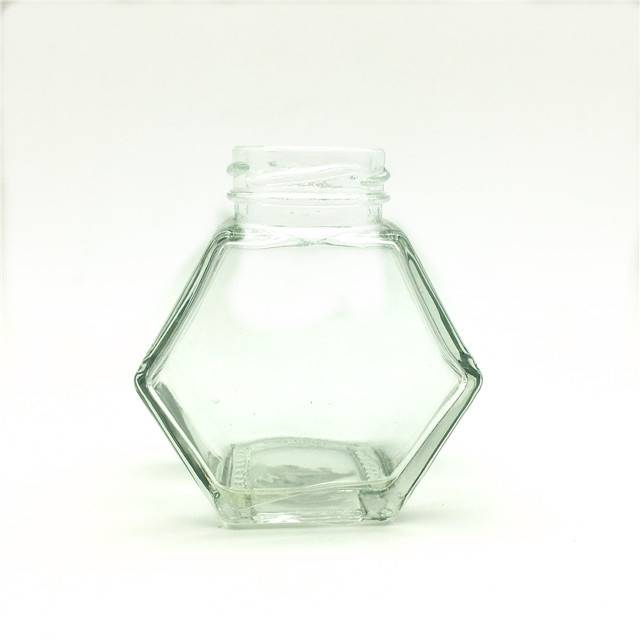 OEM manufacturer Glass Honey Jar -
