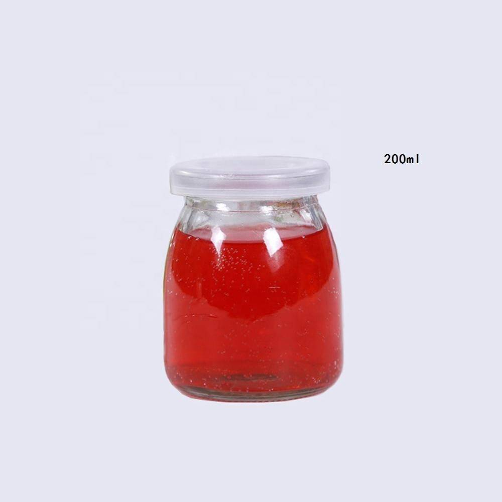 Big discounting Glass Food Jar -