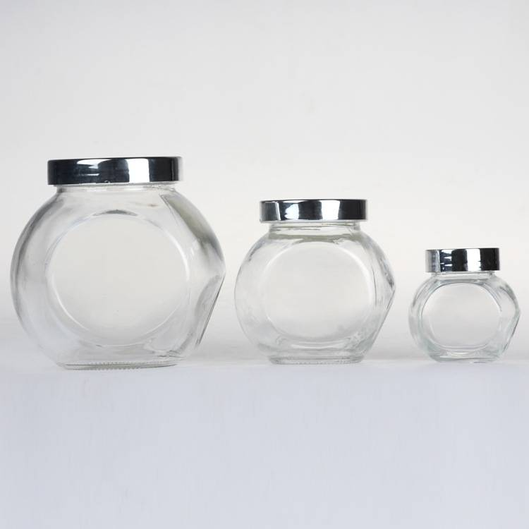 Factory made hot-sale Glass Perfume Bottle -