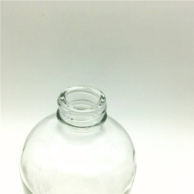 High definition Glass Jar Cosmetic -