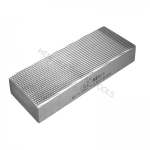 Alloy steel HSS 2020 High accuracy Flat threading tool dies Customized acceptable for Stainless Screw Bolt