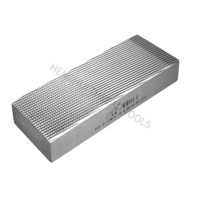 Alloy steel HSS 2020 High accuracy Flat threading tool dies Customized acceptable for Stainless Screw Bolt Featured Image