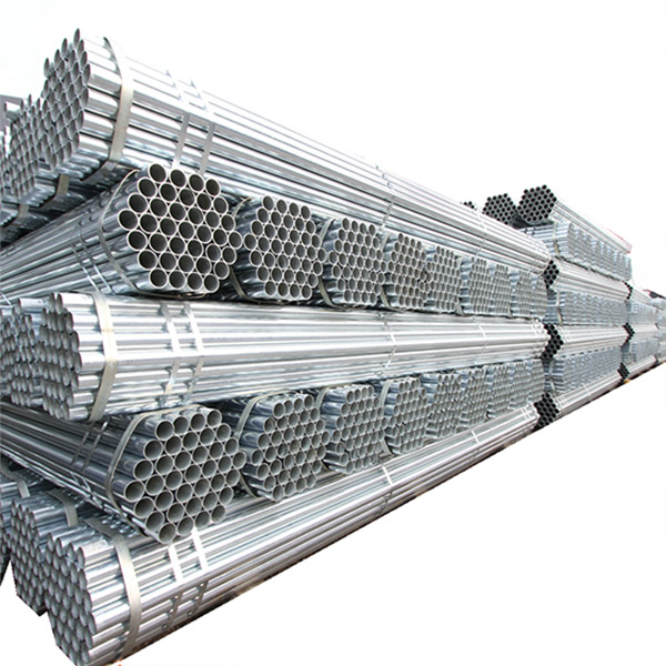 Professional Design Threaded Steel Tube -