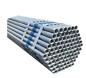 Galvanized Steel Round Pipe