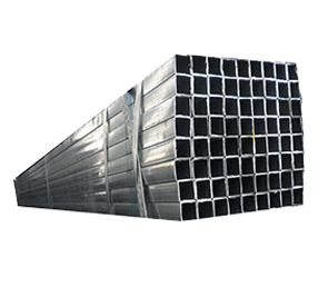 Galvanized Steel Square pipe