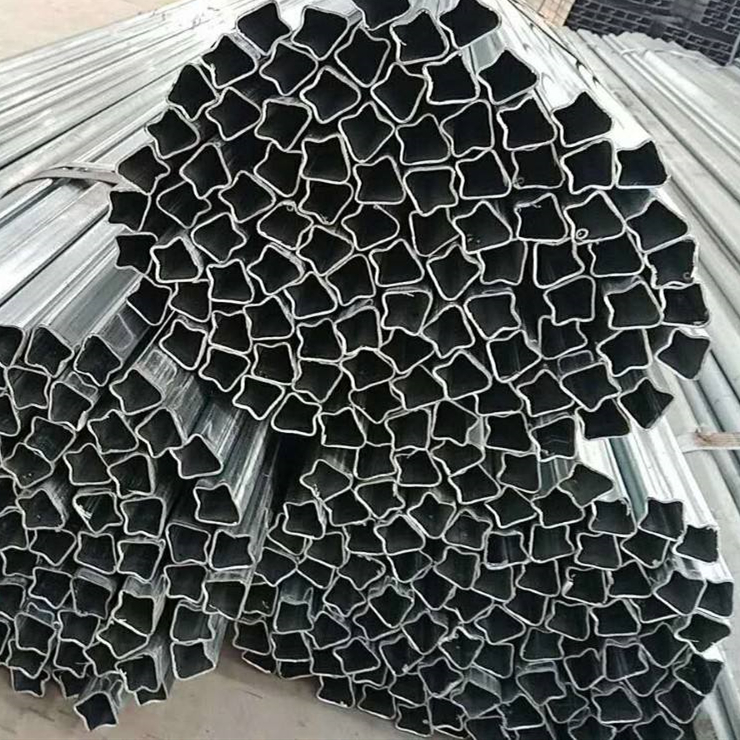 Factory Free sample Galvanized Steel Pipe Sizes -
