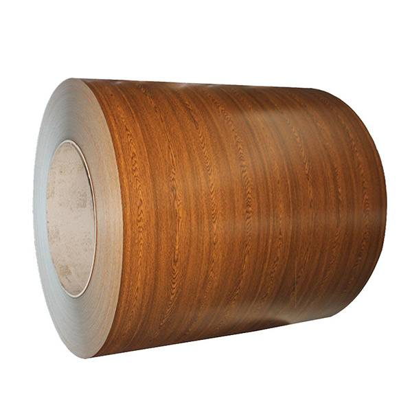 Wood Grain PPGI Coil Featured Image