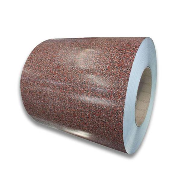 Factory Price Hot Dipped Galvanised Coil - Stone Texture PPGI Coil – Jialie detail pictures