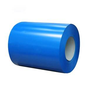Ordinary Discount Aluzinc Sheet Specification - Prepanited Galvalume Steel Coil – Jialie