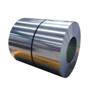 Factory supplied Hot Dip Galvanized Steel Sheet - Galvanized Steel Coil – Jialie