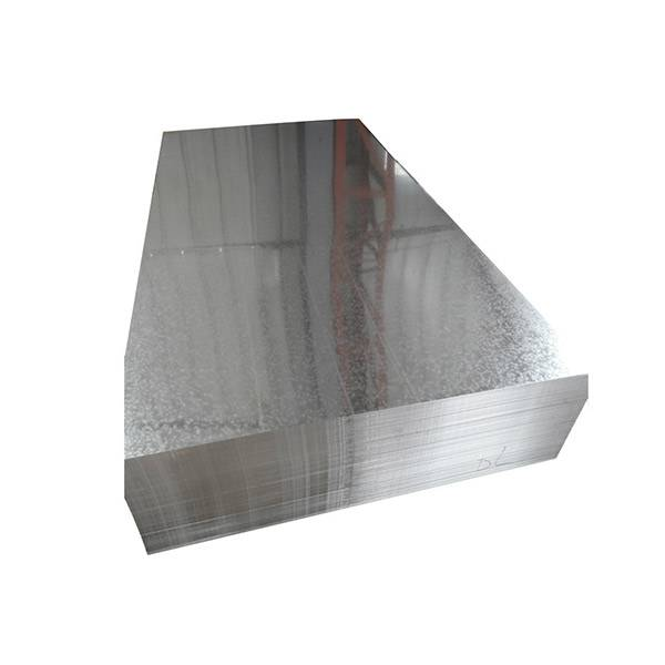 Cheapest Price Ppgi Coil Manufacturers - Galvanized Steel Sheet – Jialie