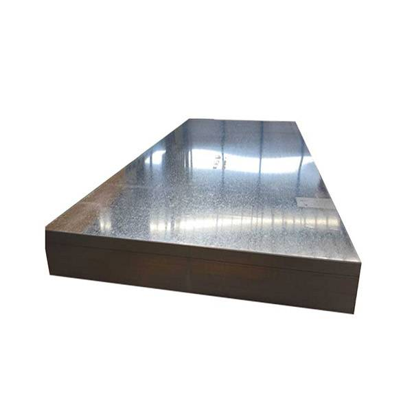 Popular Design for Roofing And Sheet Metal - Galvanized Steel Sheet – Jialie