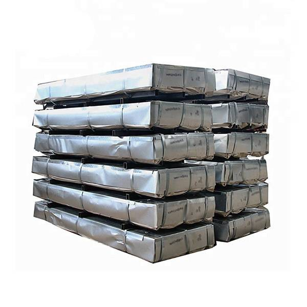 Cheapest Factory Galvanised Corrugated Steel Sheet -