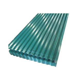 PPGI/PPGL Colour Roofing Sheet