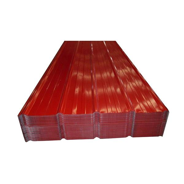 Factory best selling Corrugated Galvanized Iron Sheet Sizes -