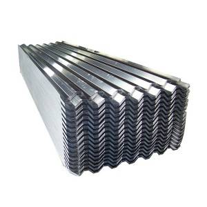 OEM/ODM Factory Electrolytic Zinc Coated Steel Sheet - Corrugated Sheet – Jialie
