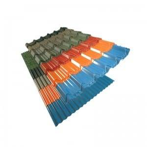 Top Quality Gi Coil Price - PPGI Roofing Sheet – Jialie