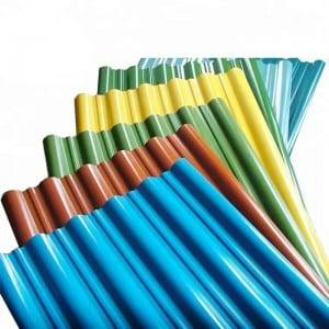 Factory making Profile Metal Sheet Roofing - Colour Roofing Sheet – Jialie