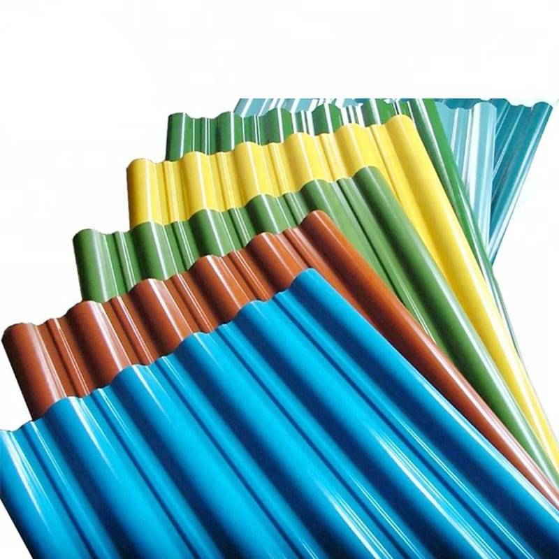 Factory wholesale Cheap Steel Roofing Sheets -