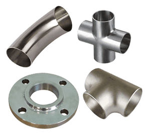 Neoksidebla ŝtalo Pipe Fittings