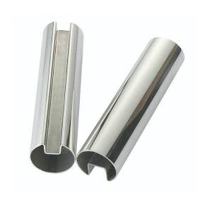 Stainless Steel Special Shape Tube