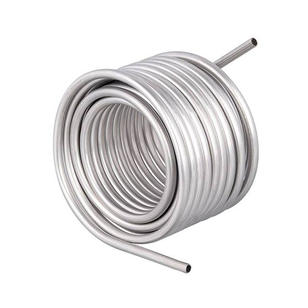 Stainless Steel Coil Tube For Heat Exchanger/Boiler/Condenser/Super-heat Featured Image