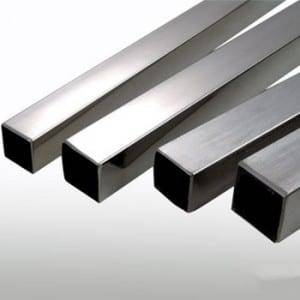 China wholesale Brushed Stainless Steel Round Tube -