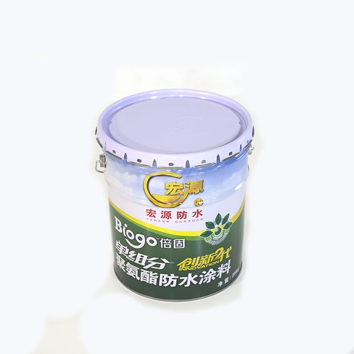 Factory Price For Two Componentswater-Base Waterproof Coating - Single-component waterproofing coating – Hongyuan