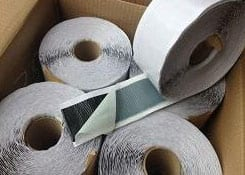 Butyl rubber waterproof sealing tape