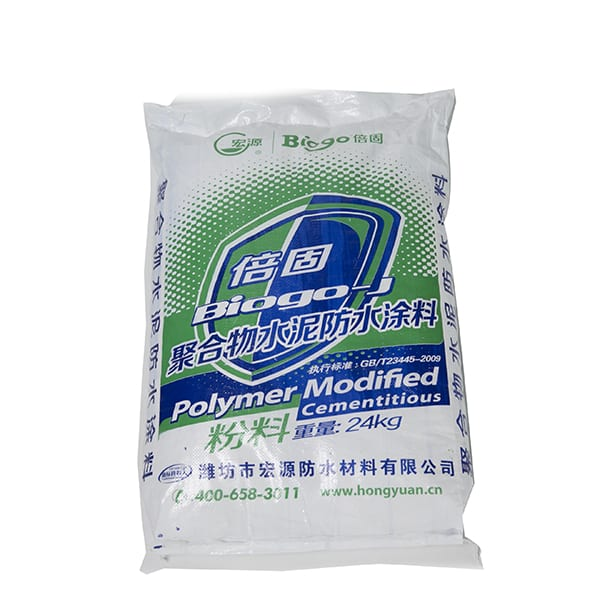 Hot sale Hdpe Self Adhesive - polymer modified cementitious waterproof coating – Hongyuan
