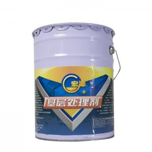 Bitumen primer coating