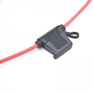 Junction box male female 2pin waterproof panel power connectors
