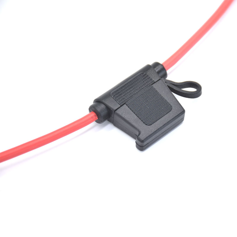 Junction box male female 2pin waterproof panel power connectors Featured Image