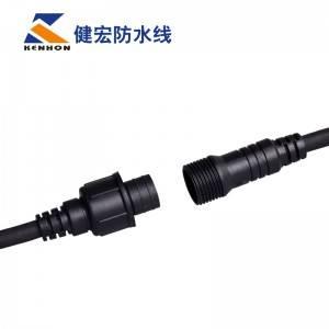 M16 2-6 core IP65-IP68 male/female waterproof plug