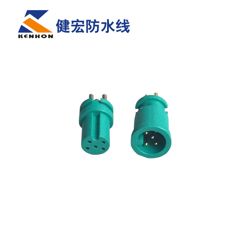 Kenhon M7 Ip67 Connector Male Female Waterproof Cable 2  3 4 5 Pin Connector With Electric car And Scooters  Featured Image
