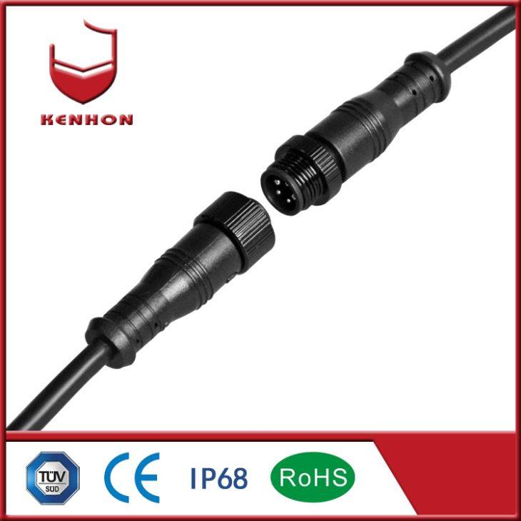 3+2 LED Waterproof Connector