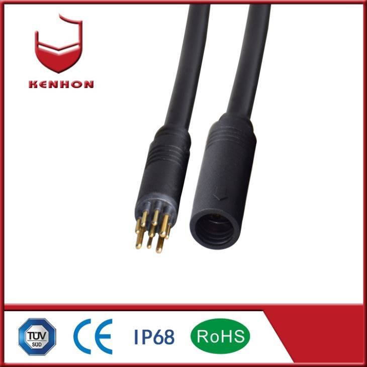 3+6 2 E-bike Waterproof Connectors