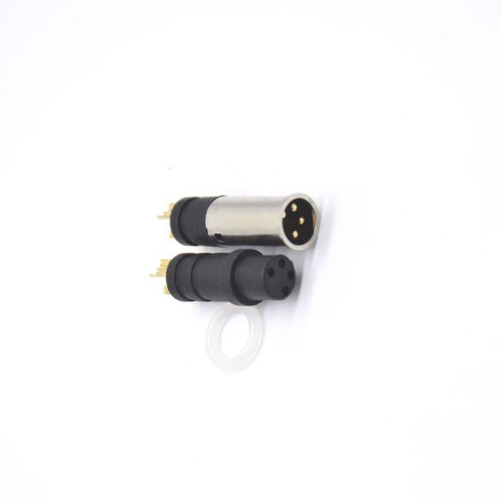 IP67 Metal E-bike Waterproof Connector