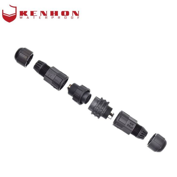 IP68 M19 Waterproof Connector LED Featured Image