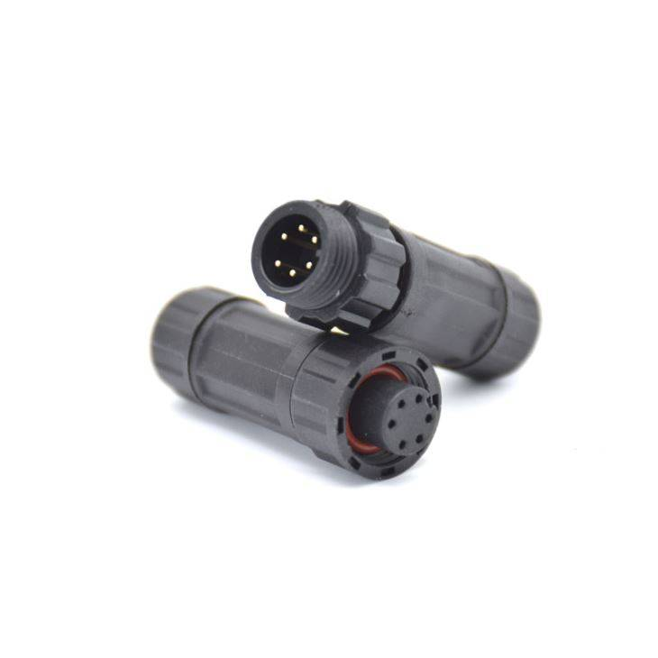 Assembly Type M12 Waterproof Connectors