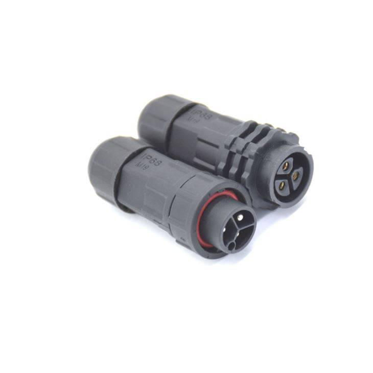 Discountable price Cable Waterproof Connector - Assemble M19 IP67 Waterproof Connector – Kenhon