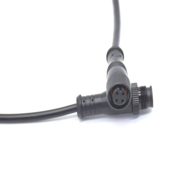 Waterproof Male Female Cable Connector