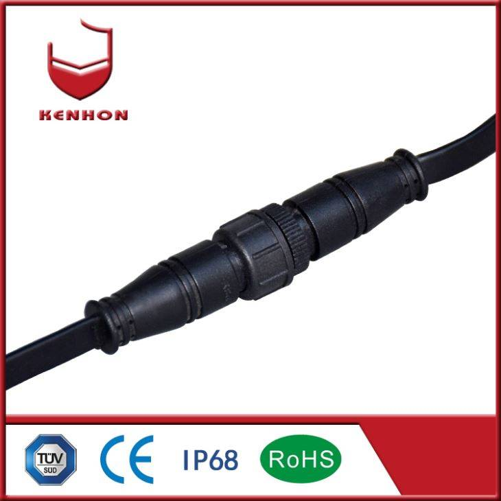 M15 IP68 Waterproof Power Connector