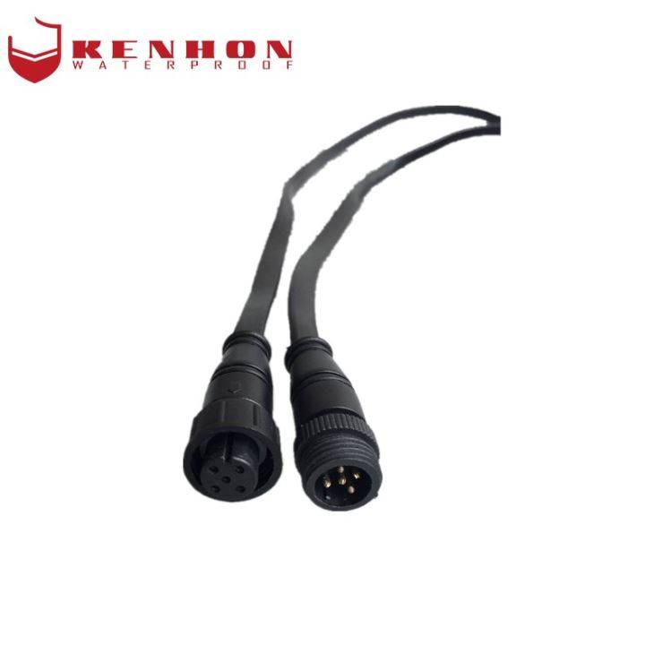 M15 5PIN LED Waterproof Connectors