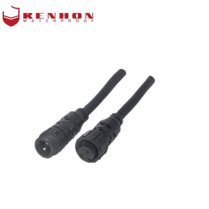 M18 PVC Waterproof Cable Connector
