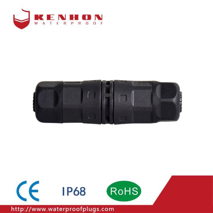 China Supplier Waterproof Mini Connector - M20 Assembled IP68 Waterproof Connector – Kenhon