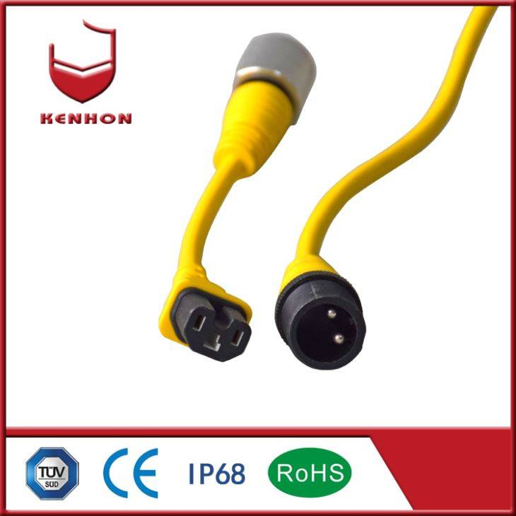 M27 IP68 Waterproof Connectors Outdoor