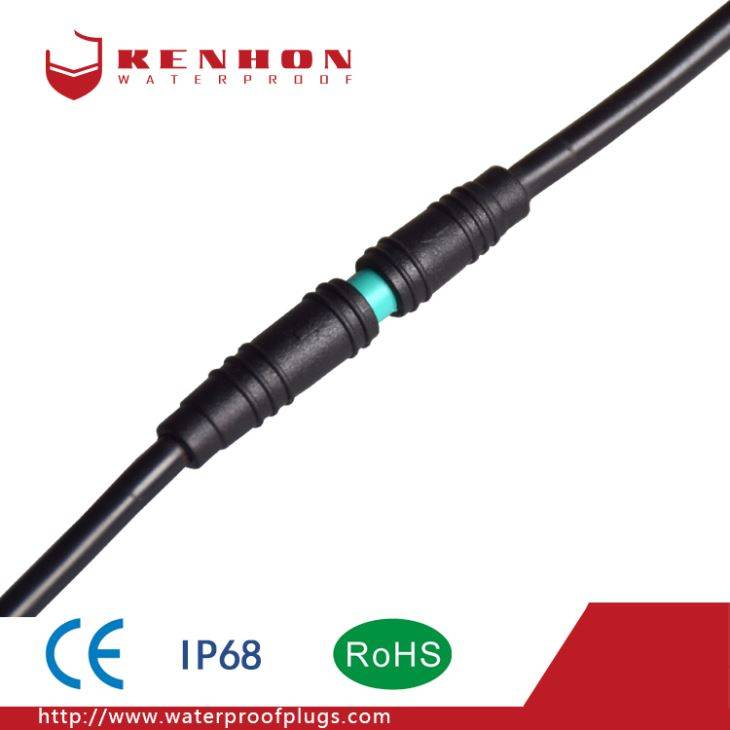 Good Wholesale Vendors Ip66 Connector – M6 IP67 Waterproof Connector Cable – Kenhon