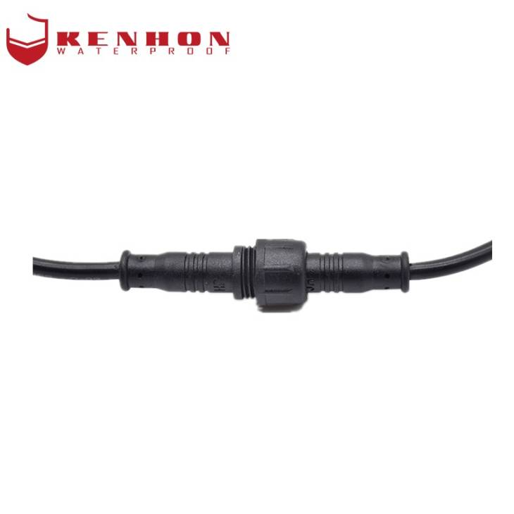 M8 2pin Waterproof Connector Auto Featured Image